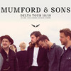 Mumford And Sons, Usana Amphitheatre, Salt Lake City