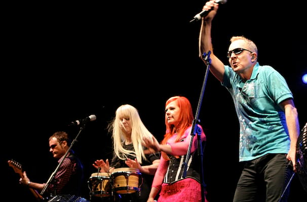 The B 52s, Uptown Theater, Kansas City