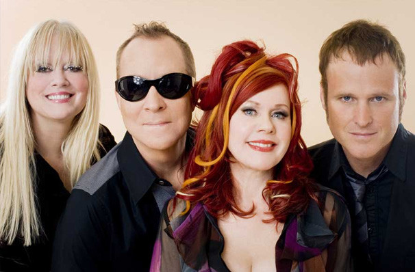 The B 52s, House of Blues, Houston