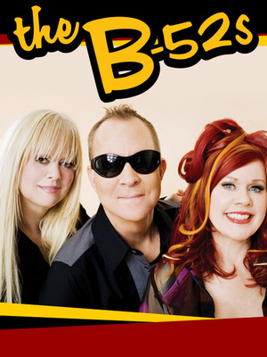 The B 52s, The Fillmore, San Francisco