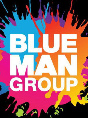 Blue Man Group Poster