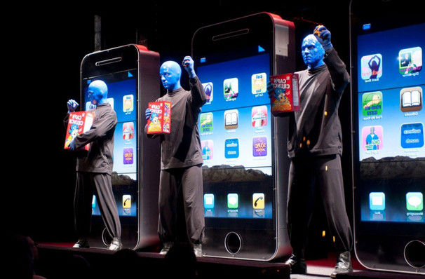 Blue Man Group, Briar Street Theater, Chicago
