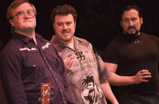 Trailer Park Boys, Cullen Performance Hall, Houston