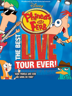 Disney%20Live!%20Phineas%20and%20Ferb at 13th Street Repertory Theater