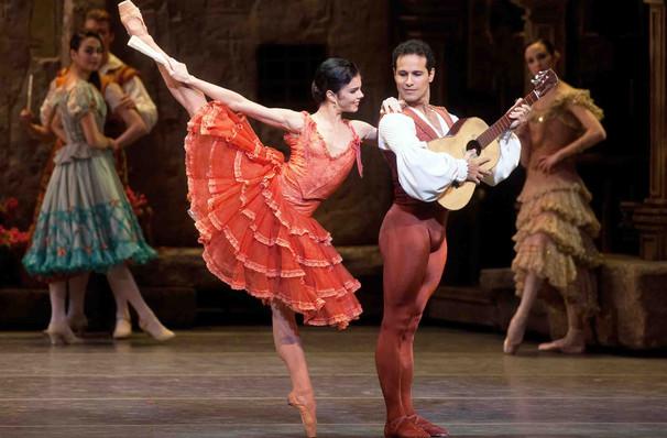 American Ballet Theatre Don Quixote, Metropolitan Opera House, New York
