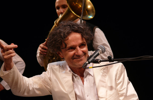 Goran Bregovic, Sony Centre for the Performing Arts, Toronto