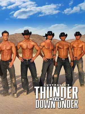 Thunder From Down Under at Excalibur Hotel & Casino