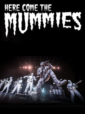 Here Come The Mummies Poster