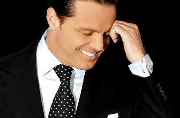 Luis Miguel, Xcel Energy Center, Saint Paul
