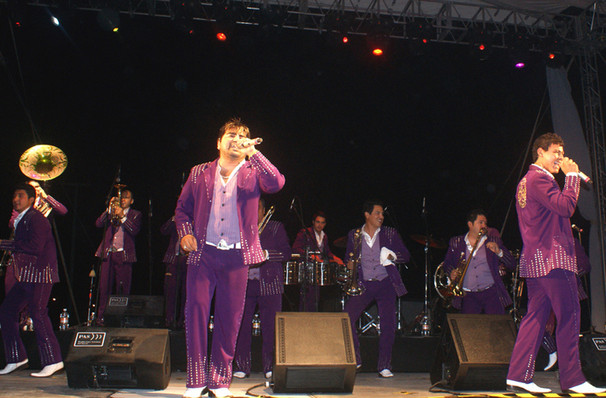 Banda El Recodo, The Bomb Factory, Dallas