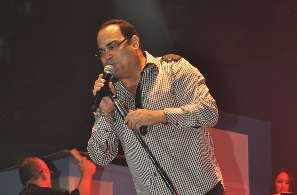 Gilberto Santa Rosa, San Jose Center for Performing Arts, San Jose