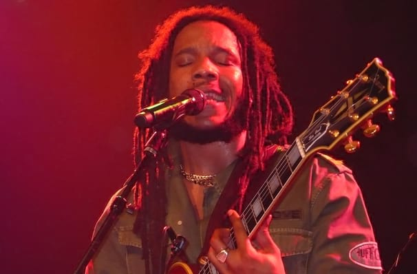 Stephen Marley, Sony Hall, New York