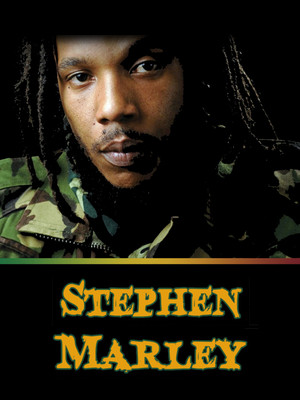 Stephen Marley, Greenfield Lake Amphitheater, Wilmington