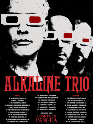 Alkaline Trio at Marquee Theatre