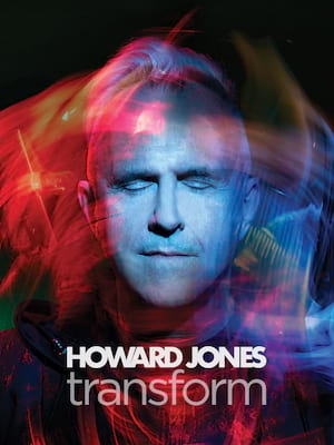 Howard Jones Poster