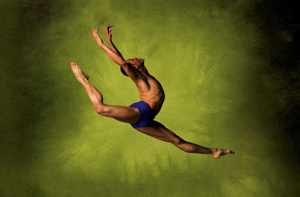 Alvin Ailey American Dance Theater, Zellerbach Auditorium, San Francisco