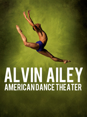 Alvin Ailey American Dance Theater Poster