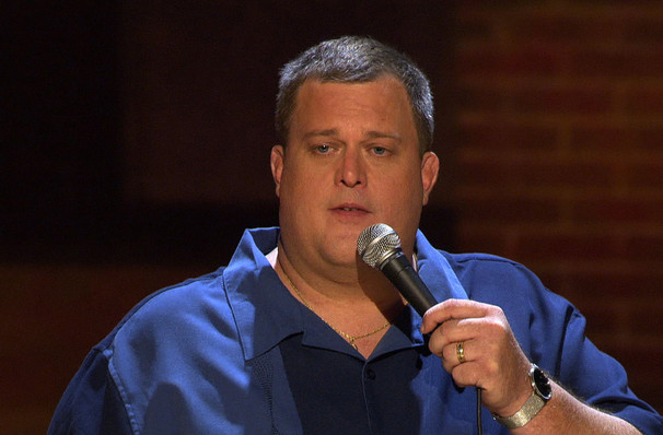 Billy Gardell, Wilbur Theater, Boston