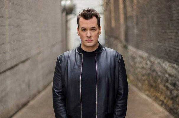 Jim Jefferies, FirstOntario Concert Hall, Hamilton