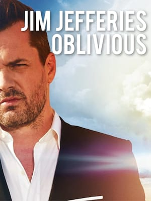 Jim Jefferies at Hippodrome Theatre