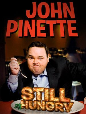 John Pinette at Bergen Performing Arts Center