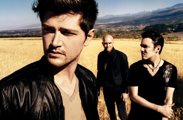 The Script, Orpheum Theater, Boston