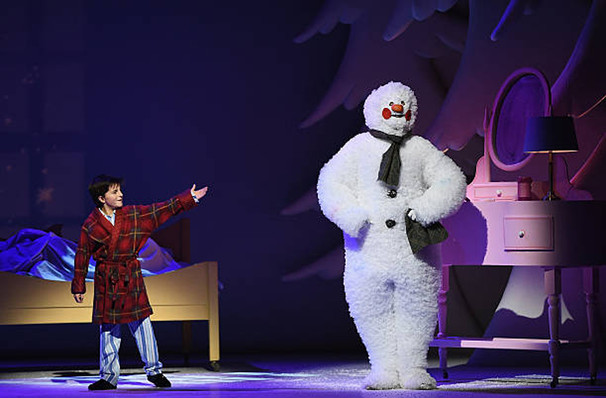 The Snowman Peacock Theatre London Tickets