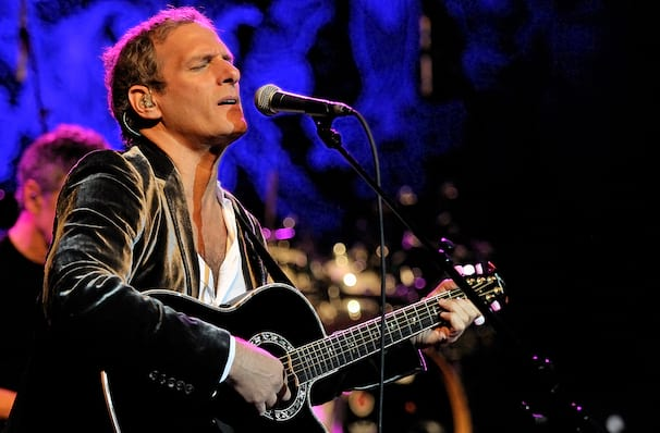 Michael Bolton, Paramount Arts Center, Cincinnati