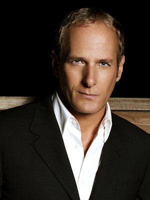 Michael Bolton at The Show