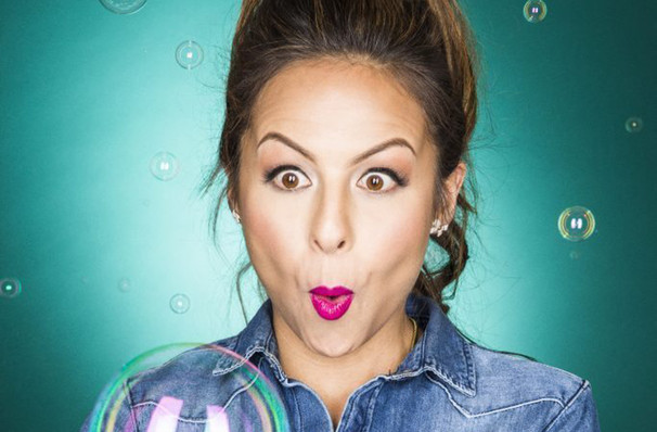Anjelah Johnson, Hoyt Sherman Auditorium, Des Moines