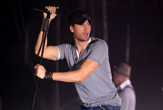 Euphoria Tour Enrique Iglesias Pitbull Prince Royce Madison Square Garden New York Ny