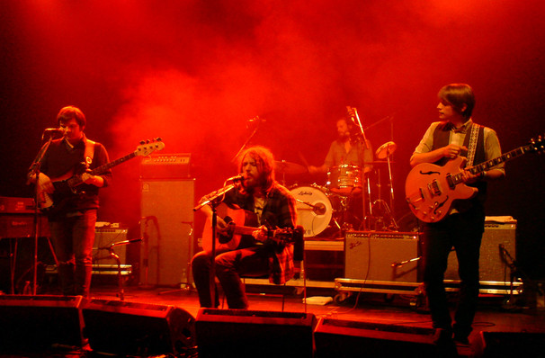Fleet Foxes, Red Rocks Amphitheatre, Denver