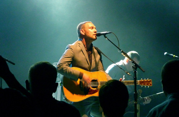 David Gray, Akron Civic Theatre, Akron