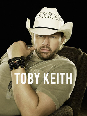 Toby Keith at Utica Memorial Auditorium