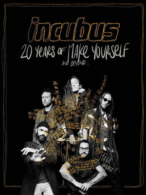 Incubus at Radio City Music Hall