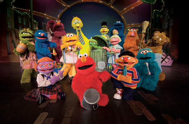 Sesame Street Live Elmo Makes Music, Bellco Theatre, Denver