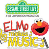 Sesame Street Live Elmo Makes Music, Portland Memorial Coliseum, Portland