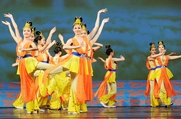 Shen Yun Performing Arts, Mortensen Hall Bushnell Theatre, Hartford
