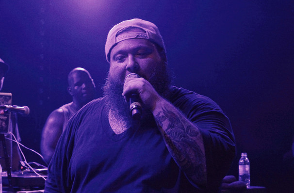 Action Bronson, Varsity Theater, Minneapolis
