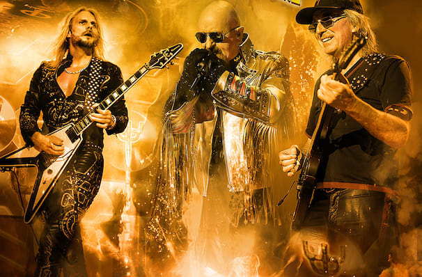 Judas Priest, MGM Grand Theater, Ledyard