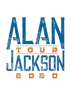 Alan Jackson at Dickies Arena
