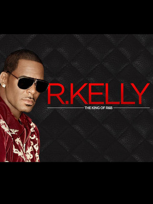 R. Kelly at Fedex Forum
