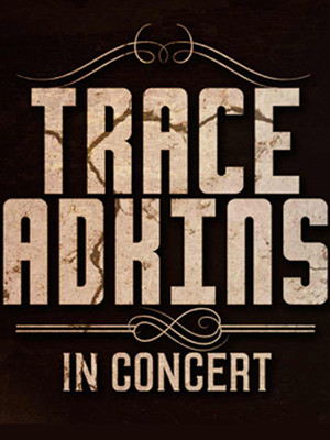 Trace Adkins at Cape Fear Community College's Wilson Center