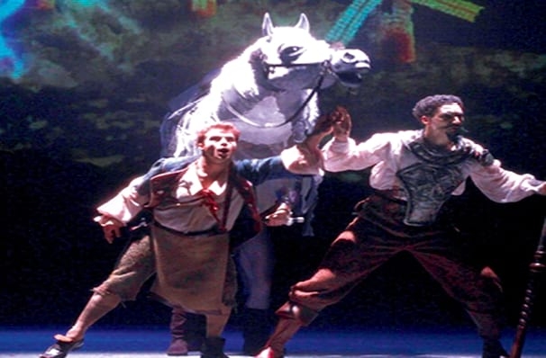 Joffrey Ballet Don Quixote, Auditorium Theatre, Chicago