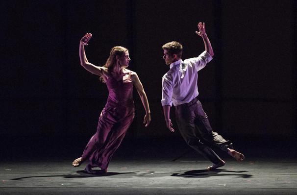 Mark Morris Dance Group, Granada Theatre, Santa Barbara