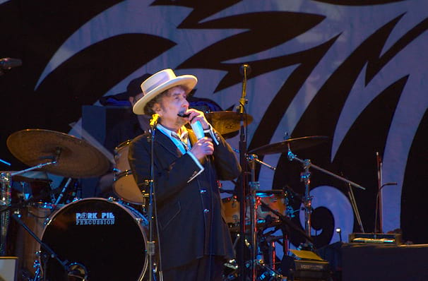 Bob Dylan, Wagner Noel Performing Arts Center, Midland