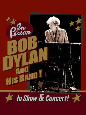 Bob Dylan, Stephens Auditorium, Ames