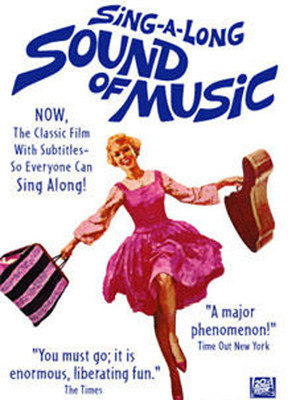 Sing a long Sound of Music, Hollywood Bowl, Los Angeles