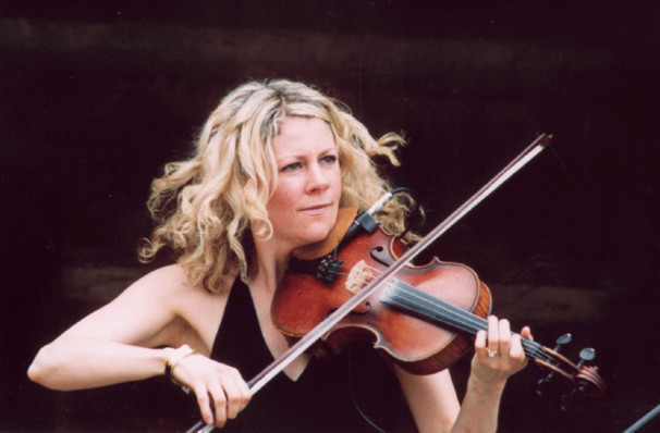 Natalie MacMaster, Hanover Theatre for the Performing Arts, Worcester