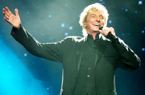 Barry Manilow, TD Garden, Boston